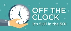 Off the Clock | Conway Area Chamber of Commerce - Conway, Arkansas